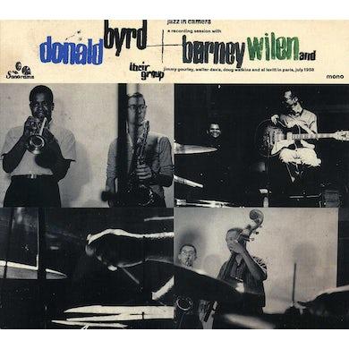 Donald Byrd & Barney Wilen JAZZ IN CAMERA CD