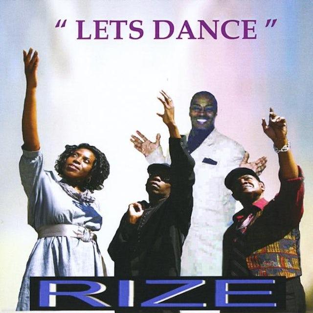 Rize LET'S DANCE CD