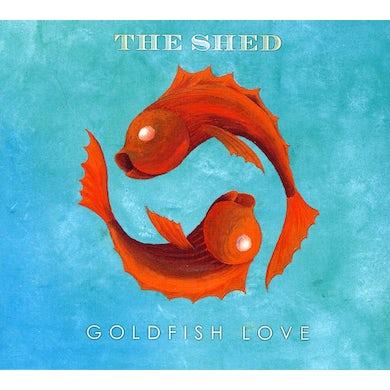 Shed GOLDFISH LOVE CD