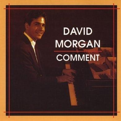 David Morgan COMMENT CD