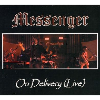 Messenger ON DELIVERY (LIVE) CD