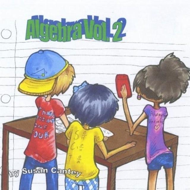 Susan Cantey ALGEBRA 2 CD