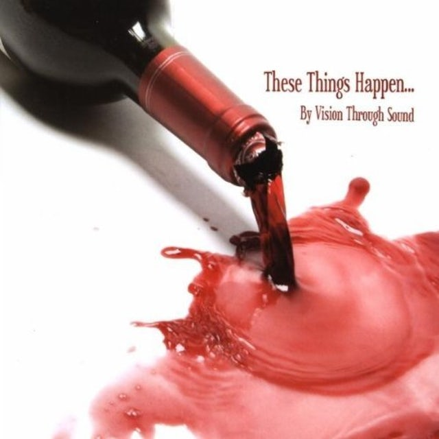 Vision Through Sound THESE THINGS HAPPEN CD