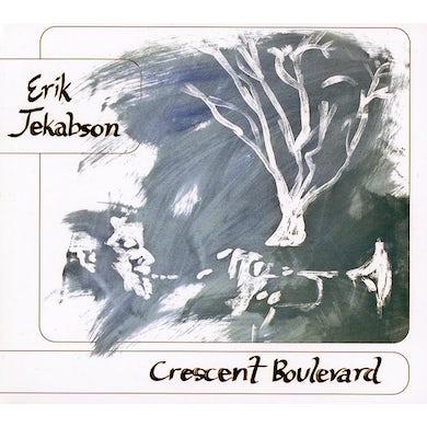 Erik Jekabson CRESCENT BOULEVARD CD