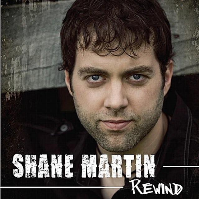 Shane Martin REWIND CD