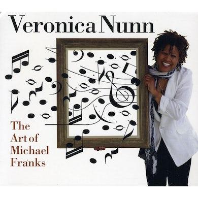 Veronica Nunn ART OF MICHAEL FRANKS CD