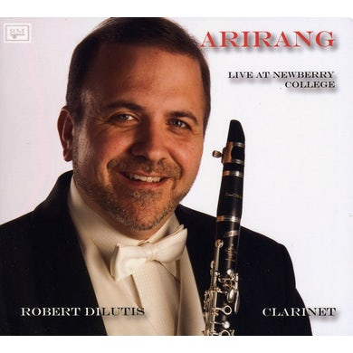 Robert Dilutis ARIRANG CD