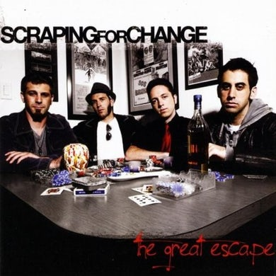 Scraping For Change GREAT ESCAPE CD
