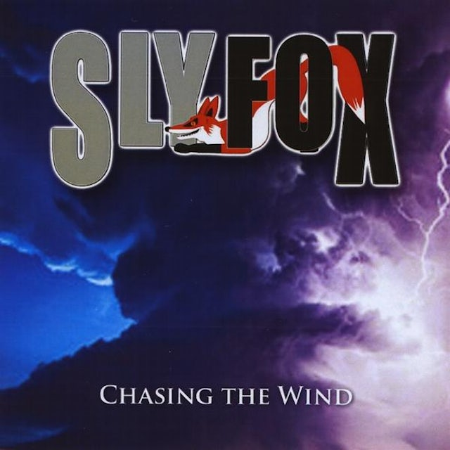 Sly Fox CHASING THE WIND CD