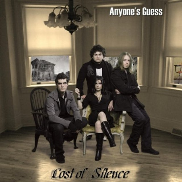 Anyone's Guess COST OF SILENCE CD