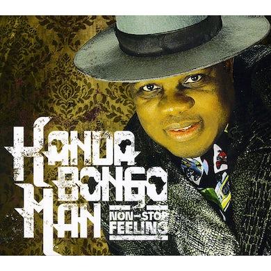 Kanda Bongo Man NON-STOP FEELING CD