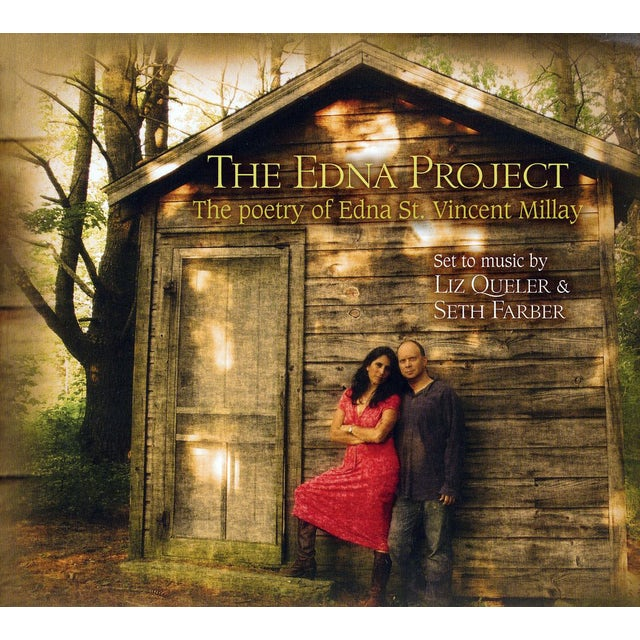 Liz Queler & Seth Farber EDNA PROJECT CD