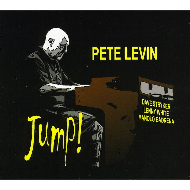 Pete Levin JUMP! CD