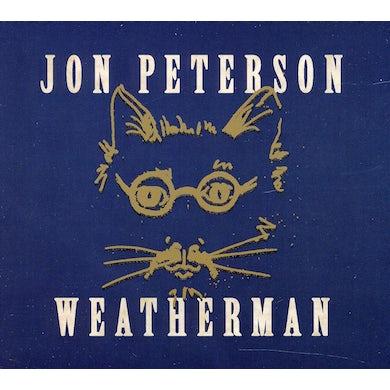 Jon Peterson WEATHERMAN CD