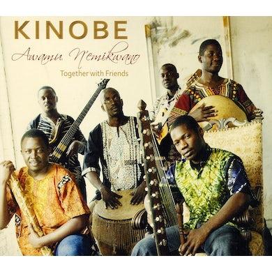 Kinobe AWAMU CD