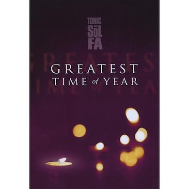 GREATEST TIME OF YEAR DVD