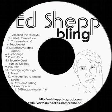 Ed Shepp BLING CD