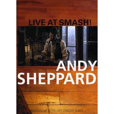 Andy Sheppard LIVE AT SMASH! CD