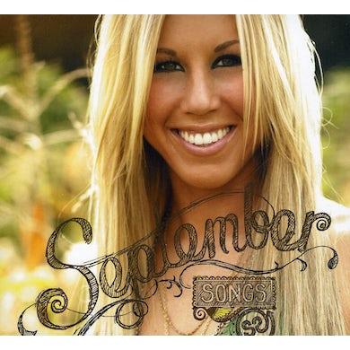 Shevy Smith SEPTEMBER SONGS CD