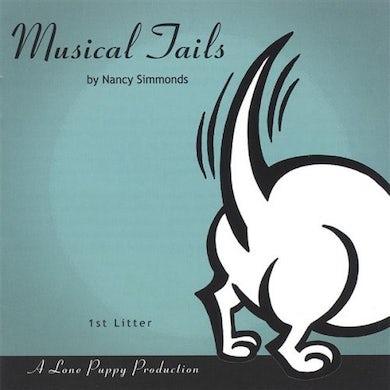 Nancy Simmonds MUSICAL TAILS 1ST LITTER CD