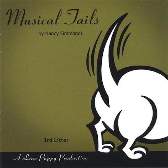 Nancy Simmonds MUSICAL TAILS 3RD LITTER CD