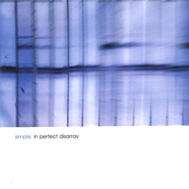 Simple IN PERFECT DISARRAY CD