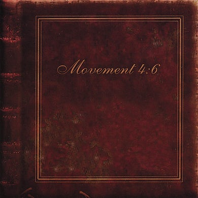Sinthesis MOVEMENT 4:6 CD