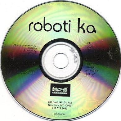 SIRPAUL ROBOTIKA CD