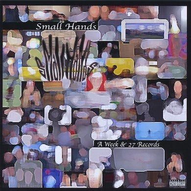 Small Hands WEEK & 27 RECORDS CD