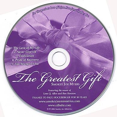 Smokey Joe GREATEST GIFT CD