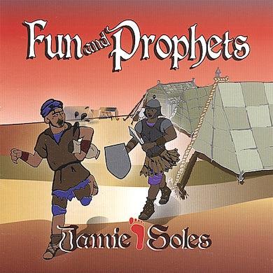 Jamie Soles FUN & PROPHETS CD