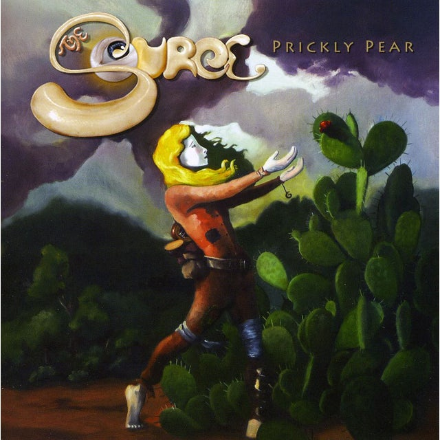 Source PRICKLY PEAR CD