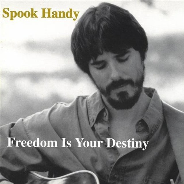Spook Handy FREEDOM IS YOUR DESTINY CD