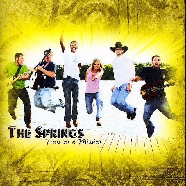 SPRINGS TEENS ON A MISSION CD