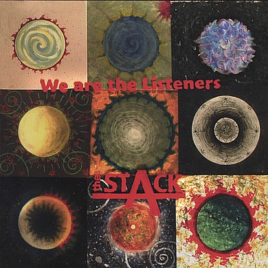Stack WE ARE THE LISTENERS CD
