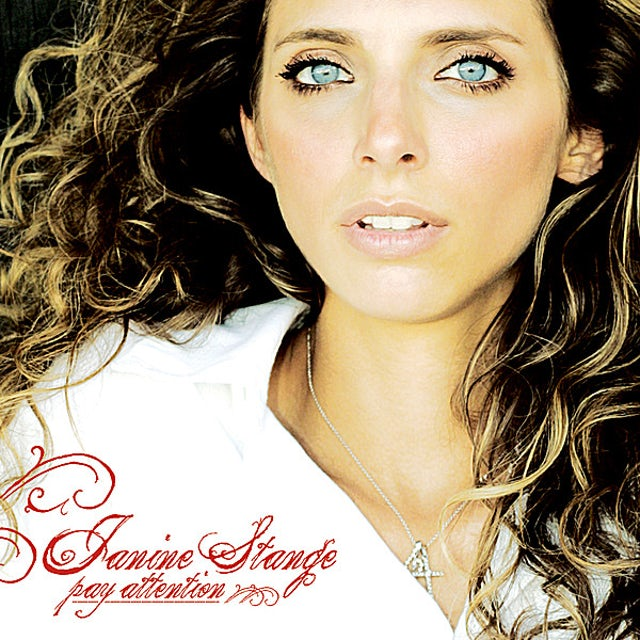 Janine Stange PAY ATTENTION CD
