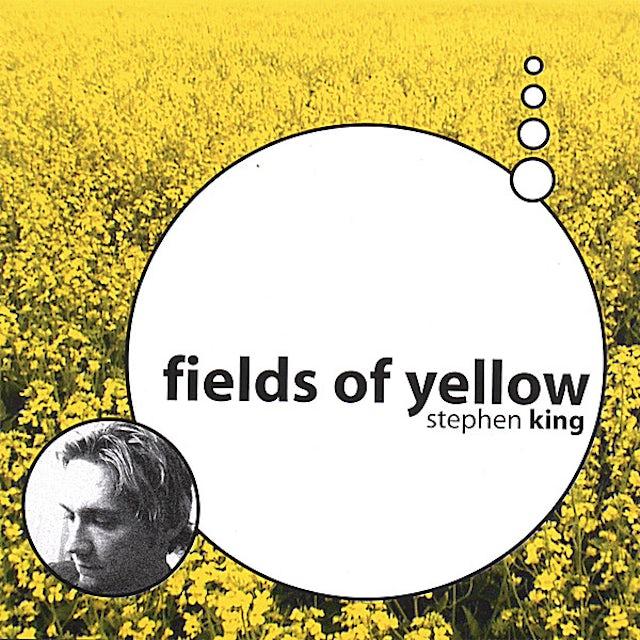 Stephen King FIELDS OF YELLOW CD