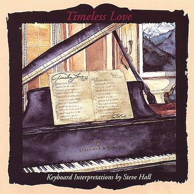 Steve Hall TIMELESS LOVE CD