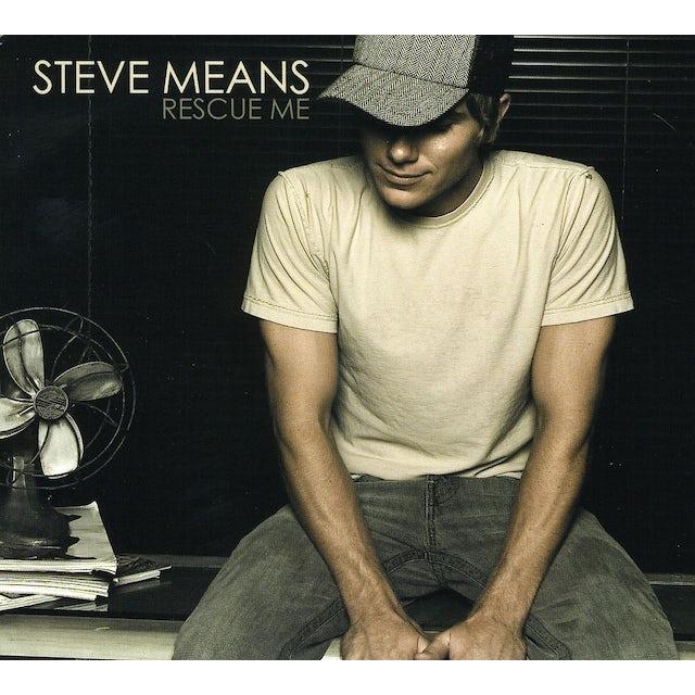 Steve Means RESCUE ME-ENHANCED CD CD