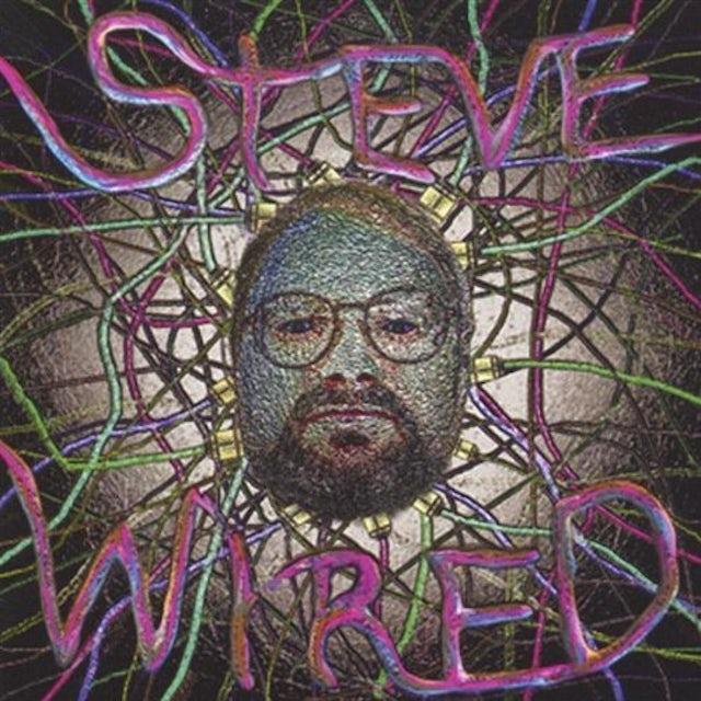 Steve WIRED CD