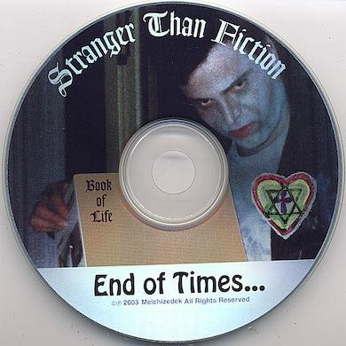 Stranger Than Fiction END OF TIMES CD