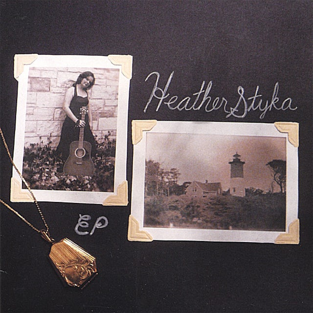 Heather Styka EP CD