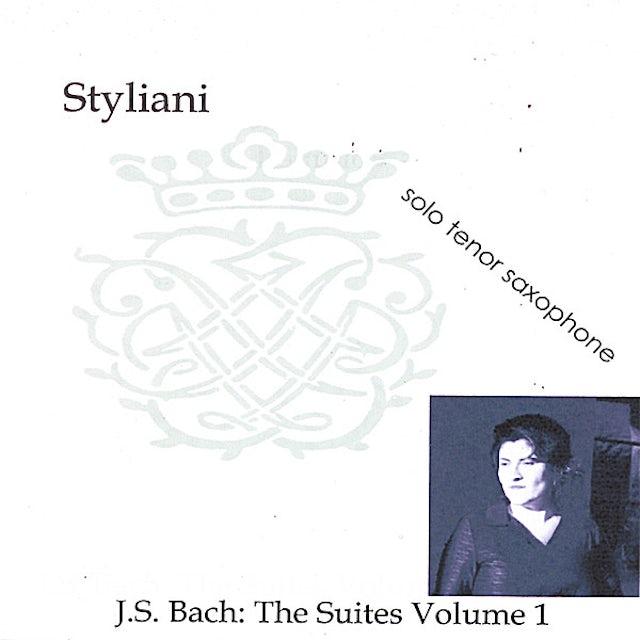 J.S. Bach SUITES VOL. 1 CD