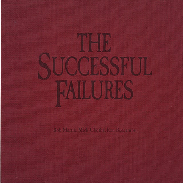 Successful Failures CD