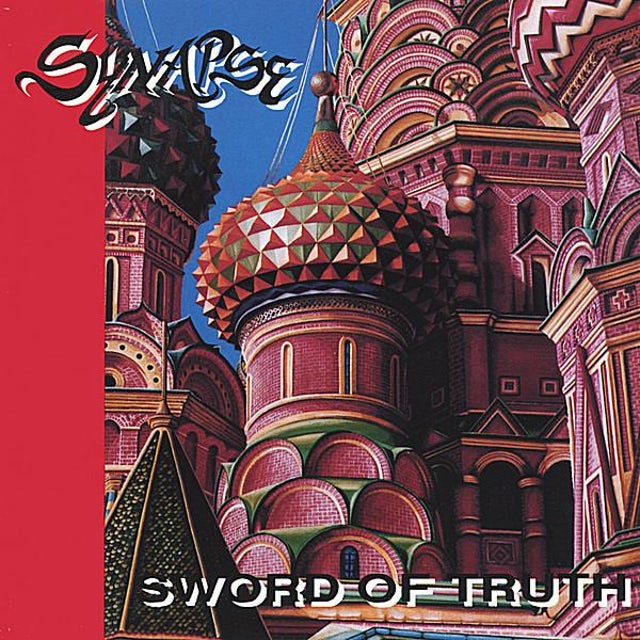 Synapse SWORD OF TRUTH CD
