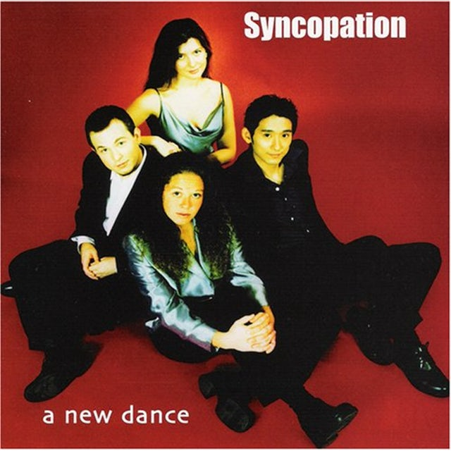 Syncopation NEW DANCE CD