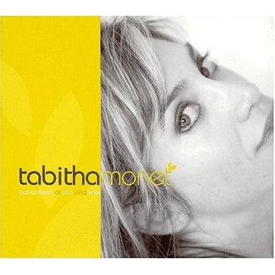 Tabitha Monet ADVENTURES OF ME & ME CD