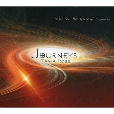 Tania Rose JOURNEYS CD