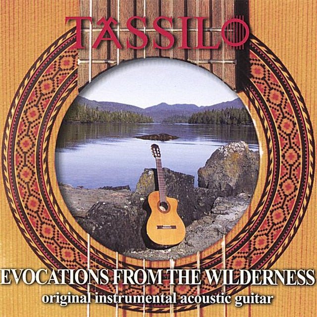 Tassilo EVOCATIONS FROM THE WILDERNESS CD