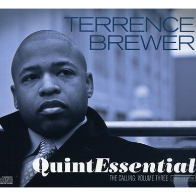 Terrence Brewer QUINTESSENTIAL CD